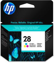 HP 28 Ink Cartridge 3-Kleuren