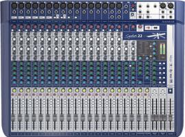 Soundcraft Signature 22