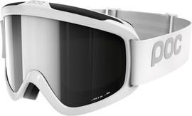 POC Iris X Hydrogen White + Bronze Silver Mirror Lens