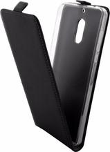 Mobiparts Premium Nokia 6/6 Arte Flip Case Zwart