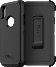 Otterbox Defender iPhone X Back Cover Zwart