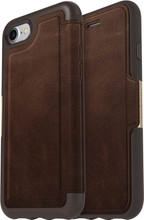 Otterbox Strada Limited Edition iPhone7/8 Book Case Bruin