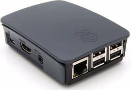 Raspberry Pi Case 3 B 2 B Zwart