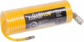 Powerplus Luchtslang 7,5 PU