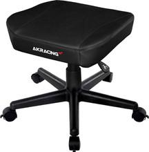 AK Racing Footstool Zwart