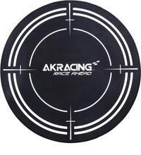AK Racing Floormat Zwart