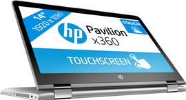 HP Pavilion X360 14-ba107nb Azerty