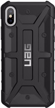 UAG Pathfinder iPhone X Back Cover Zwart