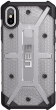 UAG Plasma Ice iPhone X Back Cover Transparant
