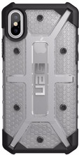 UAG Pathfinder iPhone X Back Cover Donkergrijs