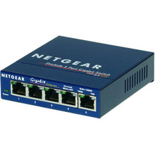 Netgear GS105GE 5-Poorts Gigabit Netwerk Switch