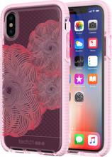 Tech21 Evo Check Evoke iPhone X Back Cover Roze