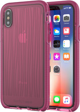 Tech21 Evo Wave iPhone X Back Cover Roze