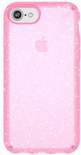 Speck Presidio Glitter iPhone 8 Back Cover Roze
