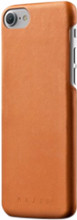 Mujjo Full Leather iPhone 7/8 Back Cover Bruin
