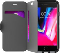 Tech21 Evo Wallet iPhone 7/8 Book Case Zwart