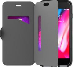 Tech21 Evo Wallet iPhone 7+/8+ Book Case Zwart