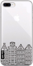 Casetastic Softcover iPhone 8 Plus Amsterdam Canal Houses