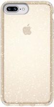 Speck Presidio Glitter iPhone 8 Plus Back Cover Goud