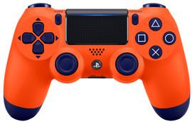 Sony DualShock 4 Controller PS4 V2 Blauw/Oranje