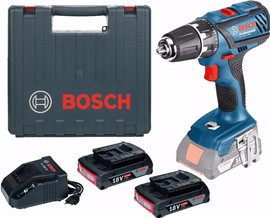 Bosch GSR 18-2-Li Plus Accuboormachine