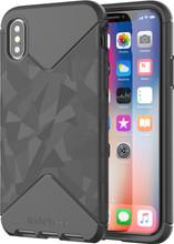Tech21 Evo Tactical iPhone X Back Cover Zwart