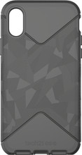 Tech21 Evo Tactical iPhone X/Xs Back Cover Zwart