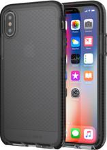 Tech21 Evo Check iPhone X Back Cover Zwart