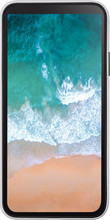 Laut SlimSkin iPhone X Back Cover Transparant