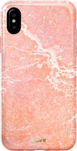 Laut Huex Marble iPhone X Back Cover Roze