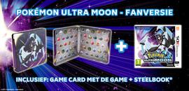 Pokemon Ultra Moon Steelcase Edition 3DS