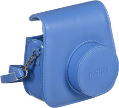 Fuji Instax Mini 9 Case Cobalt Blue