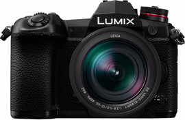 Panasonic Lumix DC-G9 + 12-60mm