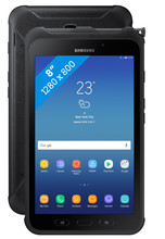 Samsung Galaxy Tab Active2 Wifi + LTE Zwart BE