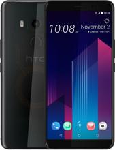 HTC U11 Plus Dual Sim Doorzichtig Zwart