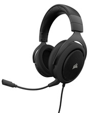 Corsair HS50 Stereo Gaming Headset Zwart