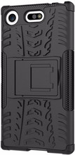 Just in Case Rugged Hybrid Xperia XZ1 Compact Back Cover Zwa