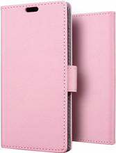 Just in Case Wallet Mate 10 Pro Book Case Roze