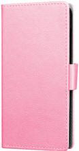 Just in Case Wallet Wiko U Pulse Book Case Roze