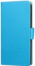 Just in Case Wallet Wiko Wim Book Case Blauw