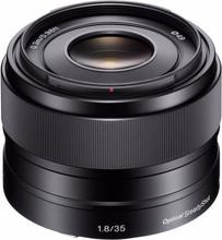 Sony SEL 35mm f/1.8 NEX
