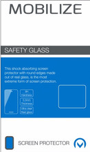 Mobilize Safety Glass Wiko View Screenprotector Glas