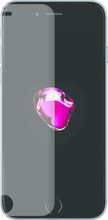 Azuri iPhone 7/8 Screenprotector Curved Gehard Glas Duo Pack