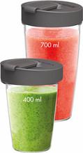 Magimix Blend Cups 17243 400 & 700ml