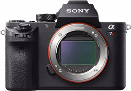 Sony Alpha A7R Mark II Body