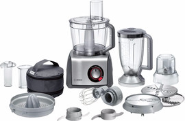 Bosch MCM68861 Food Processor 1250 Watt