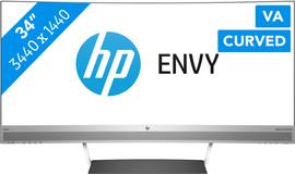 HP Envy 34 Curved Display