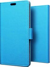 Just in Case Wallet HTC U11 Plus Book Case Blauw