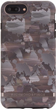 Richmond & Finch iPhone 6+/6S+/7+/8+ Back Cover Camouflage