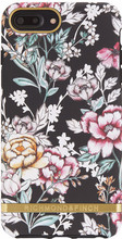 Richmond & Finch iPhone 6+/6S+/7+/8+ Back Cover Black Floral